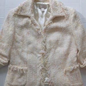Nordstrom tweed blazer
